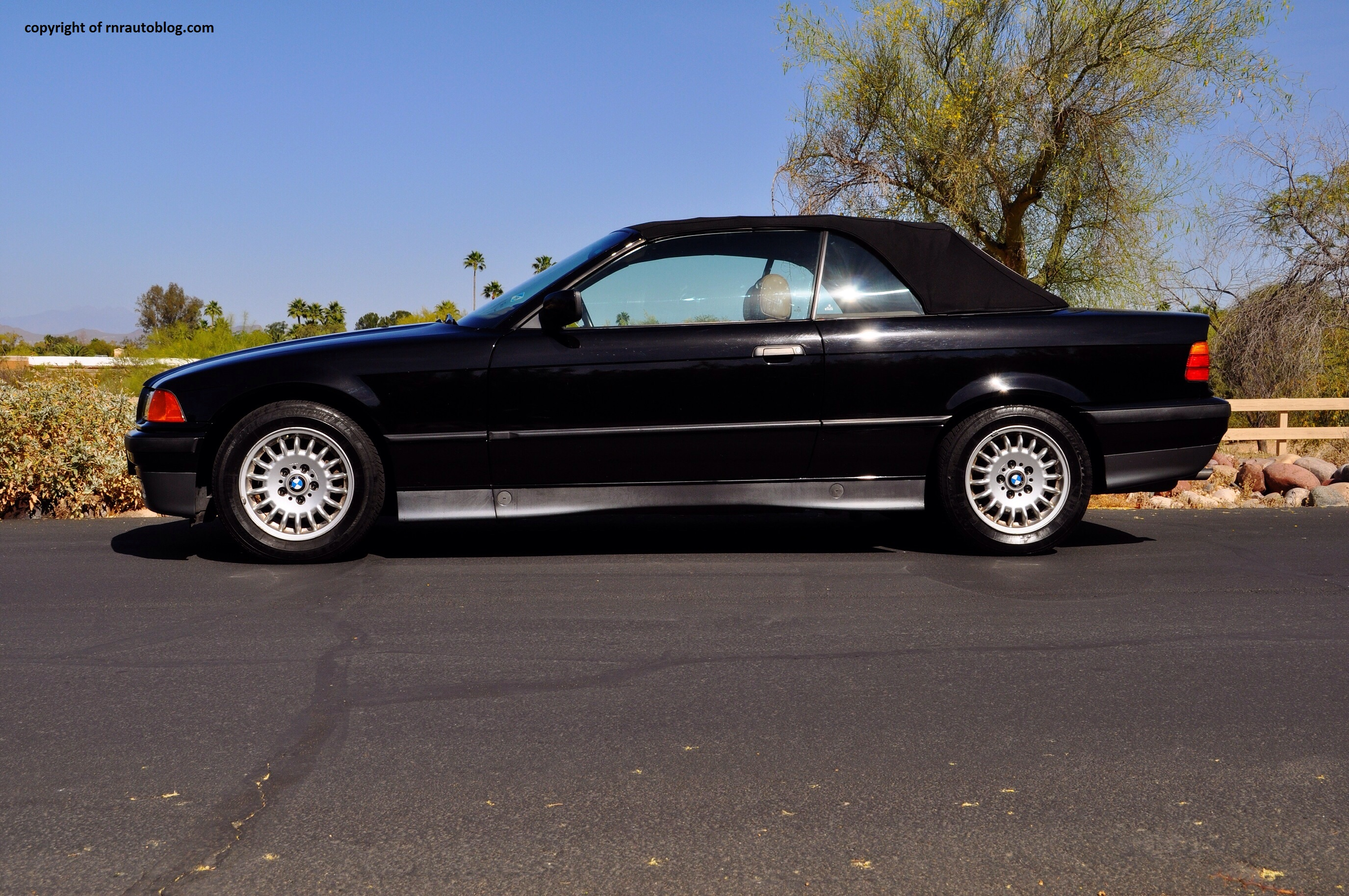 1994 BMW 325i Convertible Review