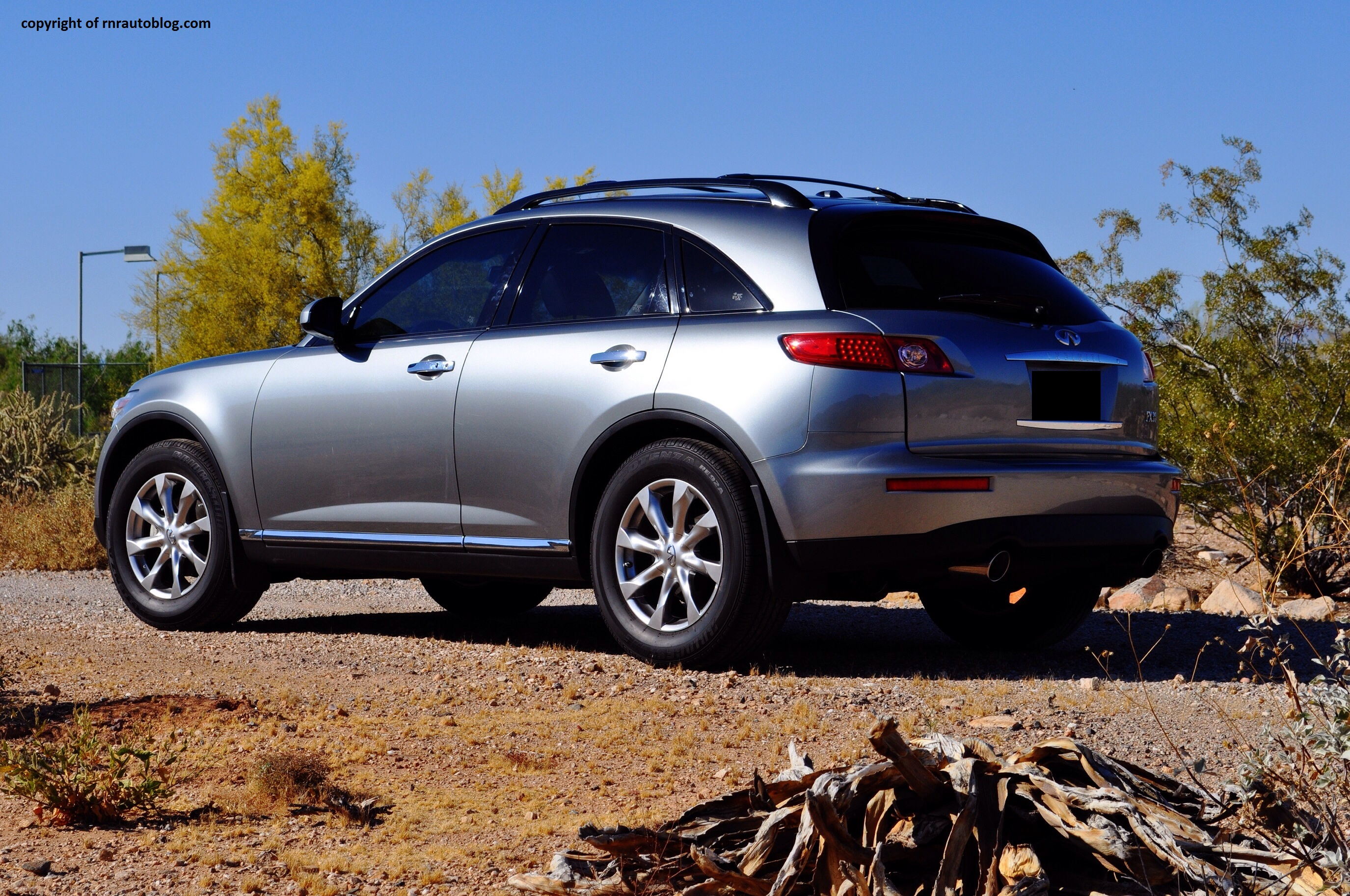2008 Infiniti FX35 Review | RNR Automotive Blog