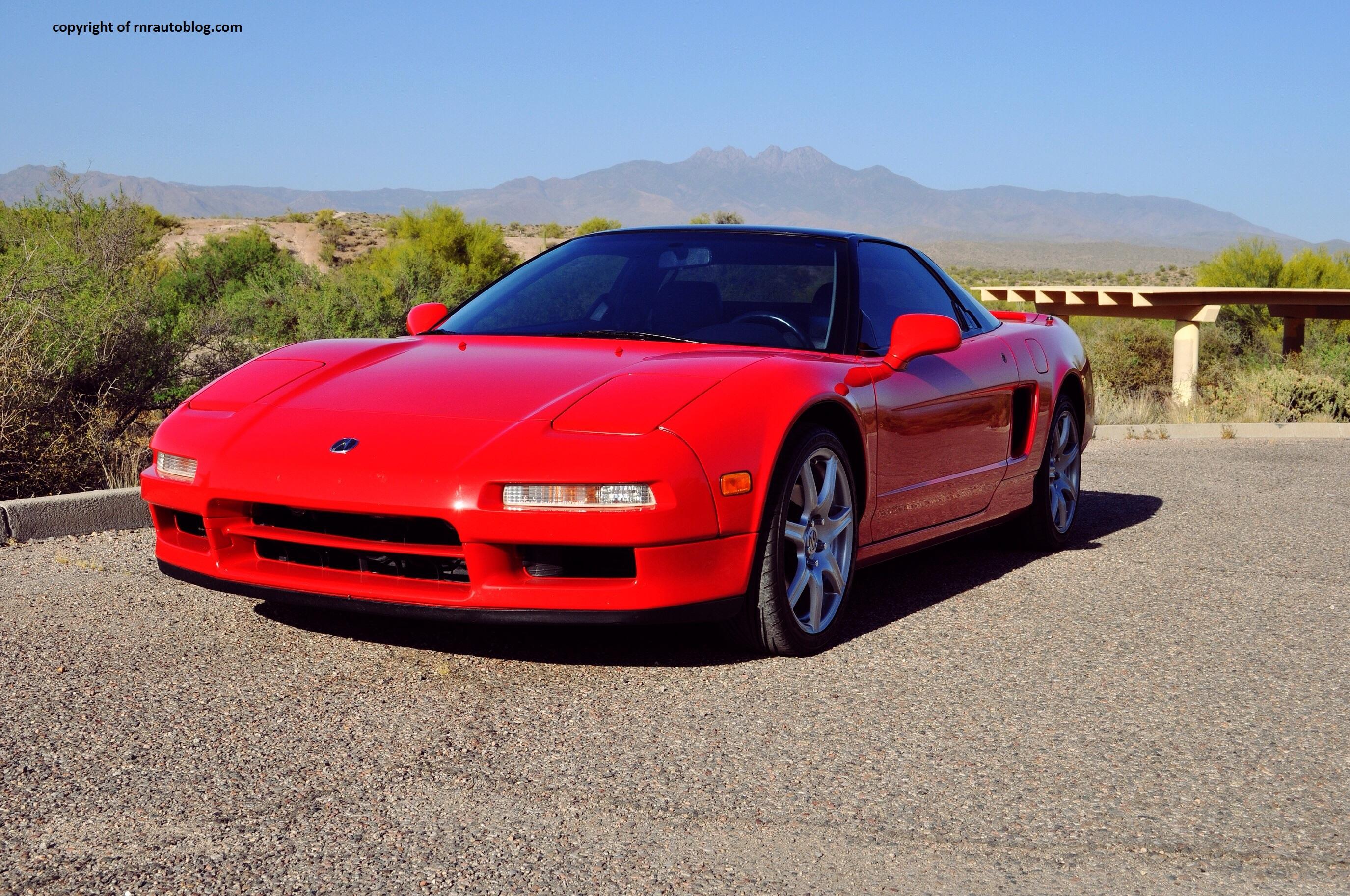 1992 Acura Nsx Review Rnr Automotive Blog