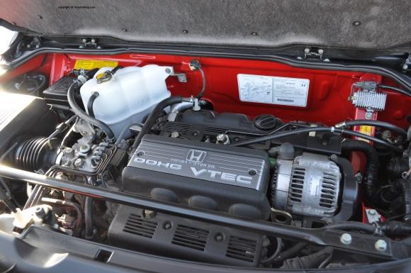 nsx engine