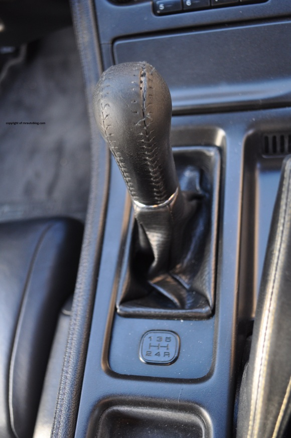 nsx gear shifter