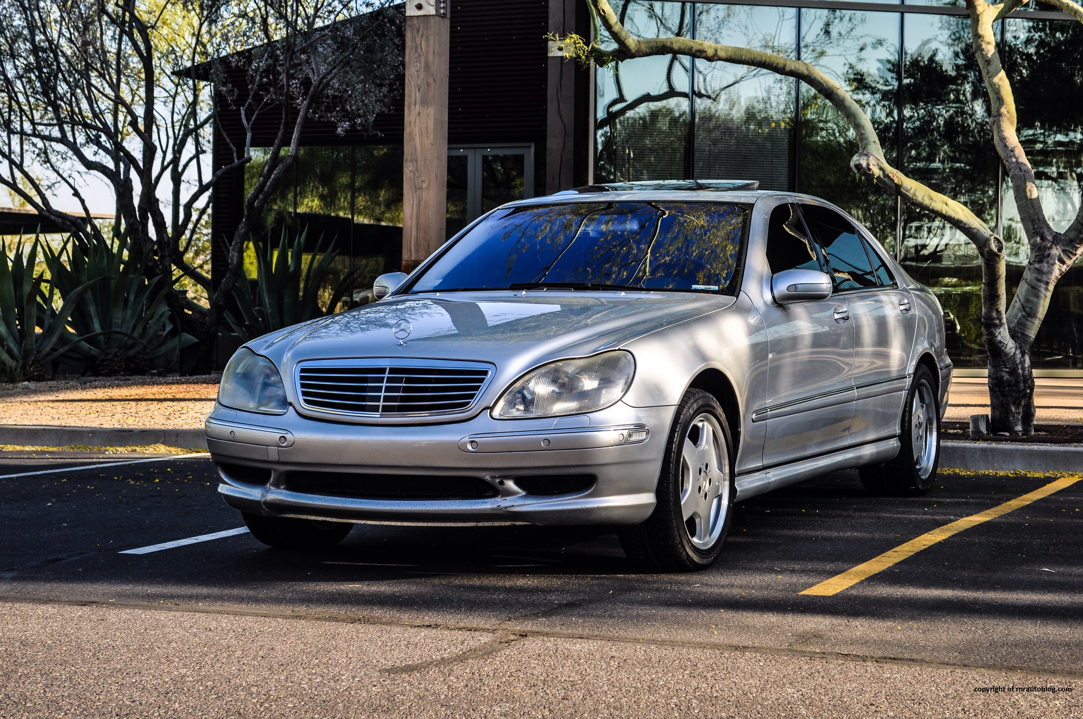 2001 mercedes benz s55 amg teaser rnr automotive blog for 2001 mercedes benz s55 amg