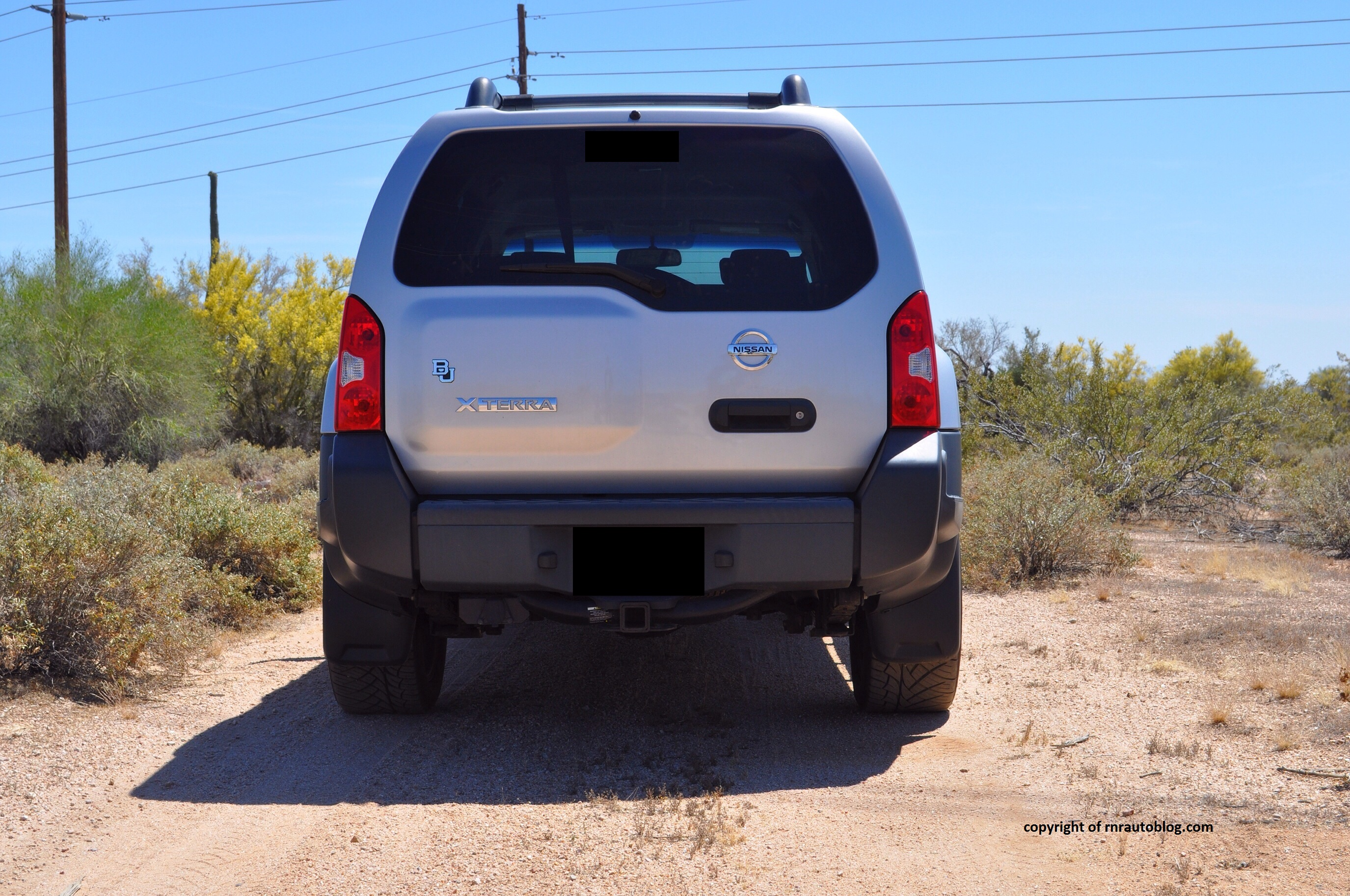 2007 Nissan Xterra X Review