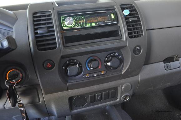 xterra radio