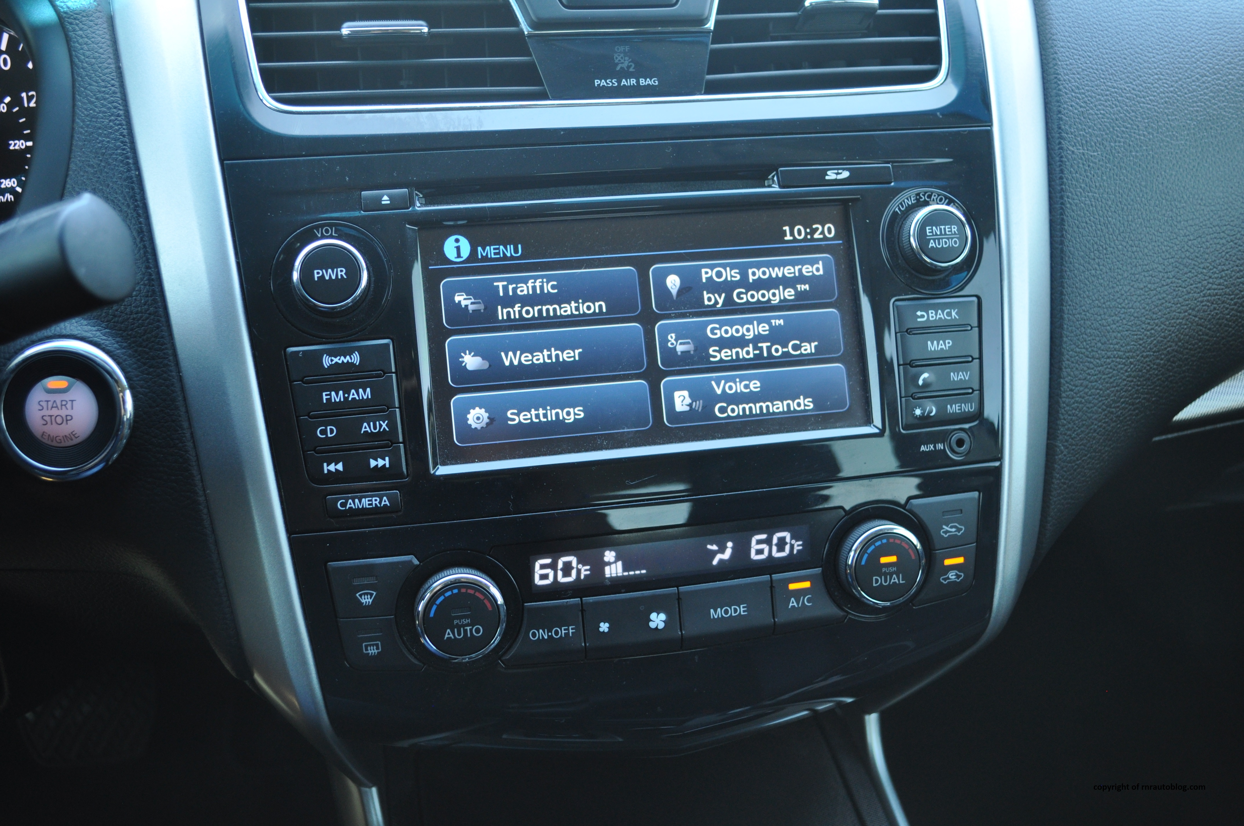 2013 nissan altima sl review rnr automotive blog rh rnrautoblog com Nissan In-Dash Navigation System Nissan In-Dash Navigation System