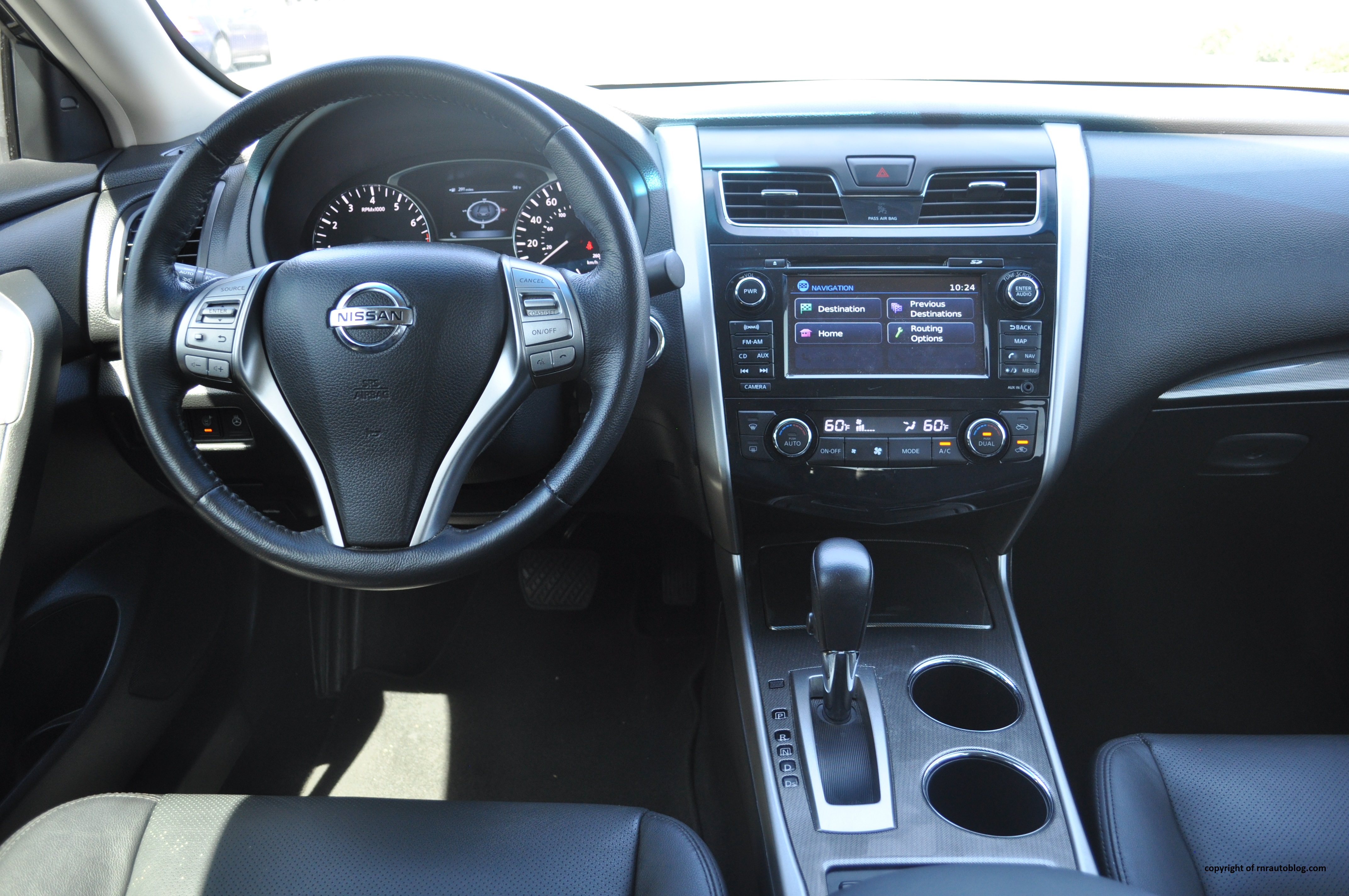 2013 Nissan Altima Sl Review Rnr Automotive Blog