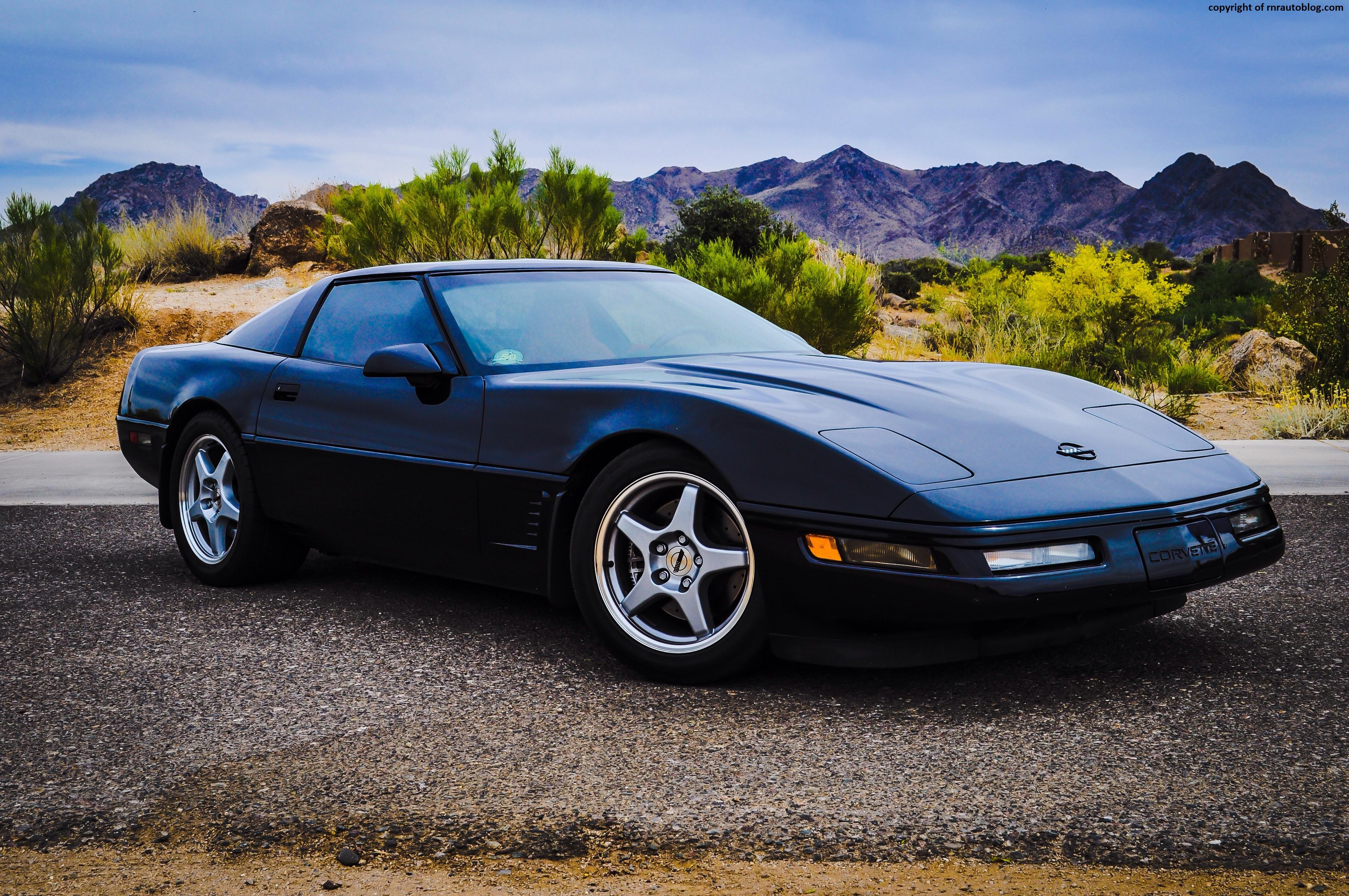1996 Chevrolet Corvette LT4 Teaser   RNR Automotive Blog