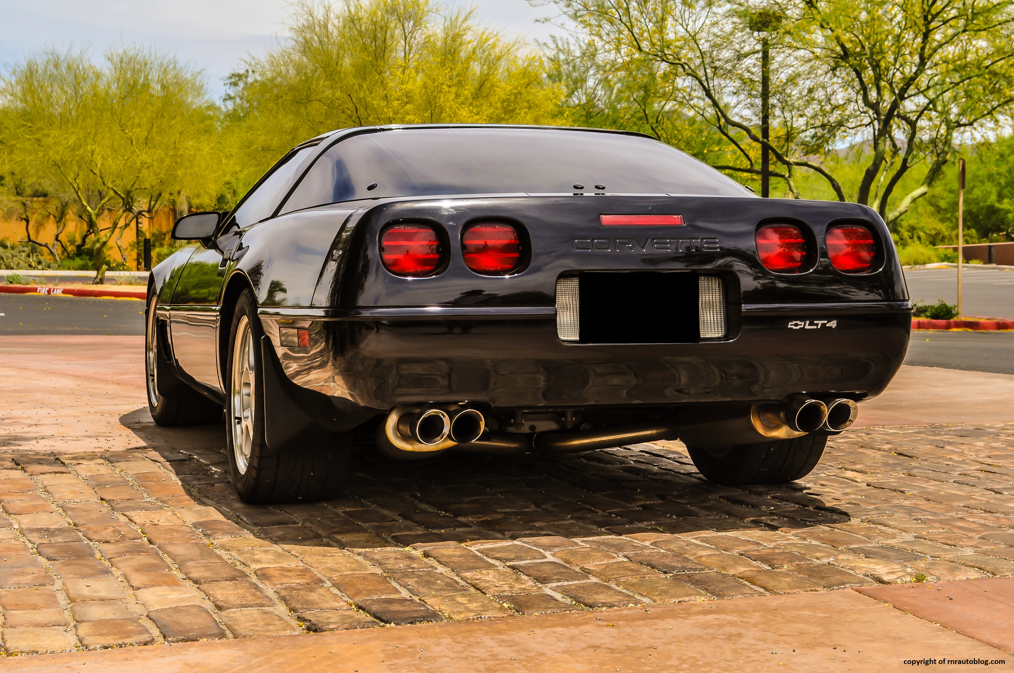 1996 Chevrolet Corvette Lt4 Review Rnr Automotive Blog