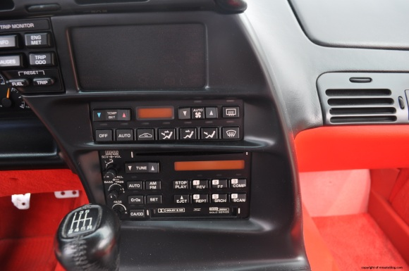 corvette controls