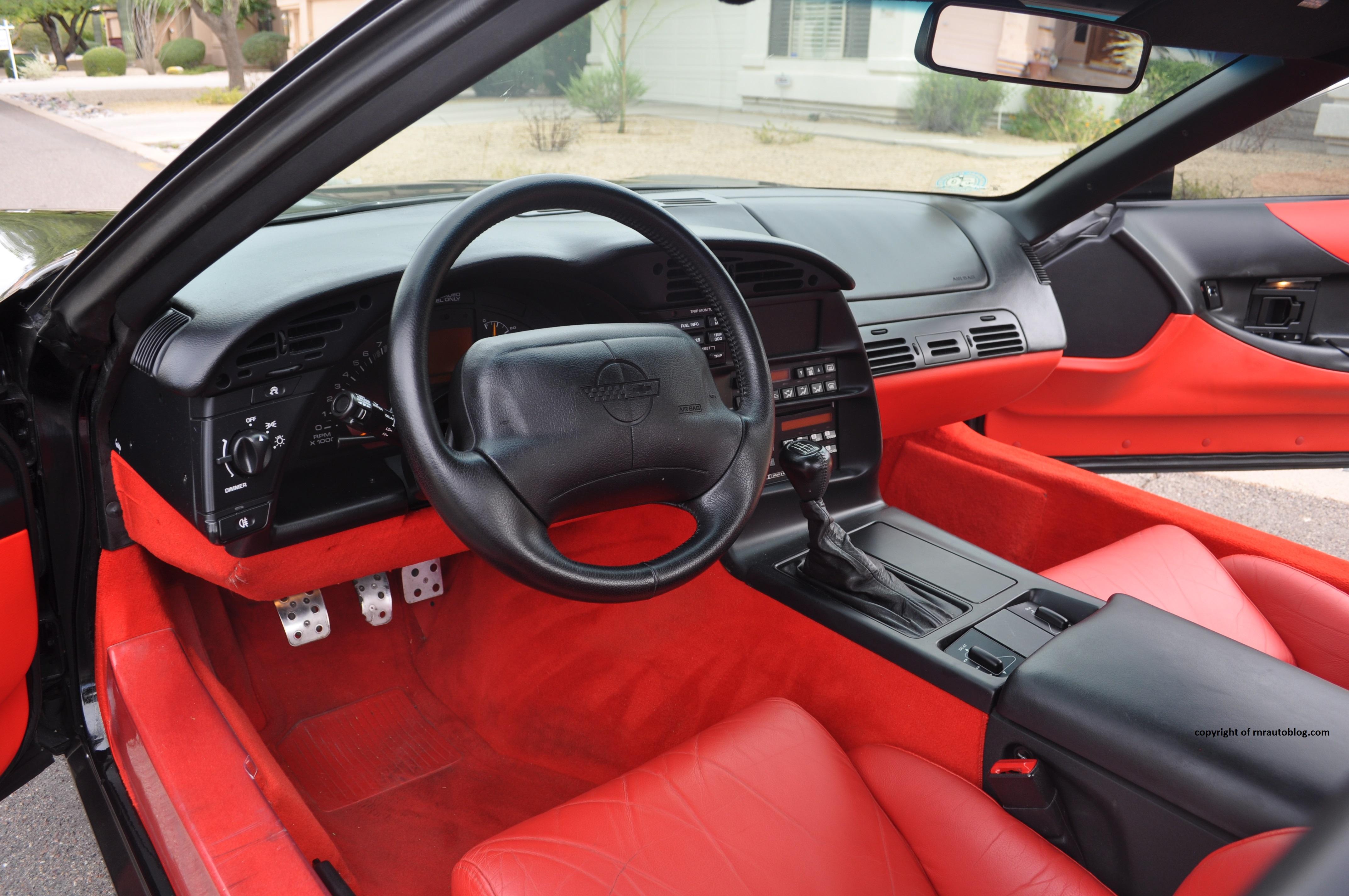1996 Chevrolet Corvette LT4 Review   RNR Automotive Blog