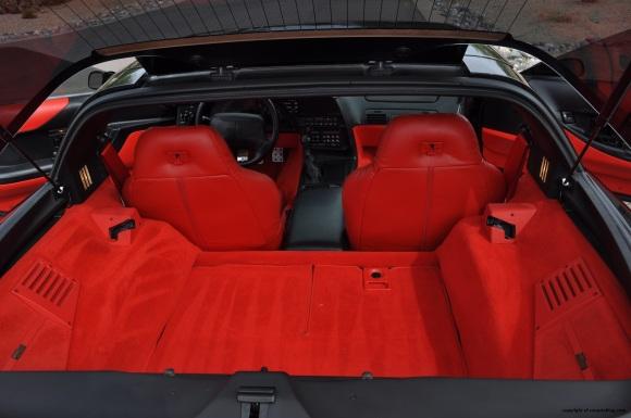 corvette trunk