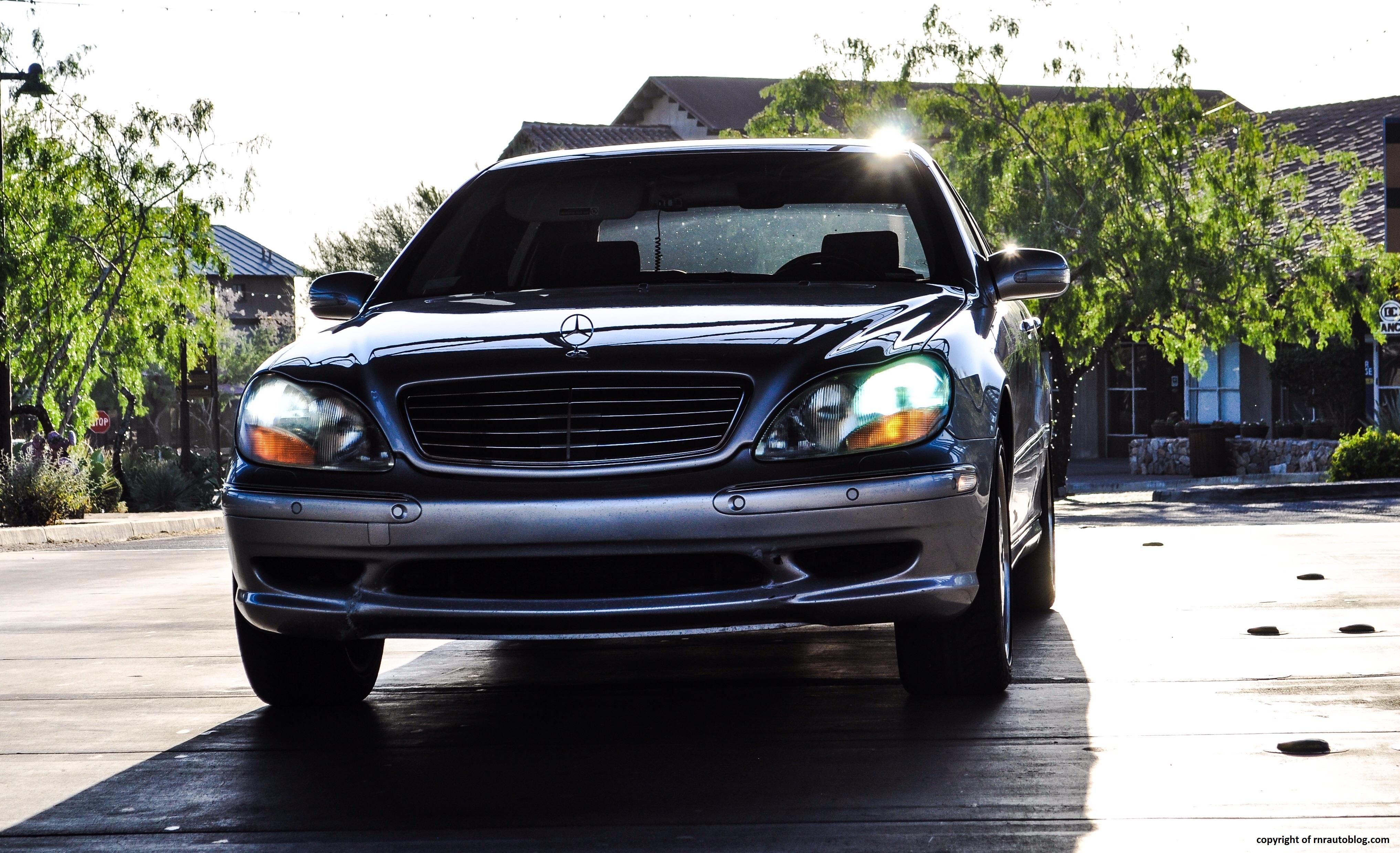 2001 mercedes benz s55 amg review rnr automotive blog s55 14 s55 10 publicscrutiny Images