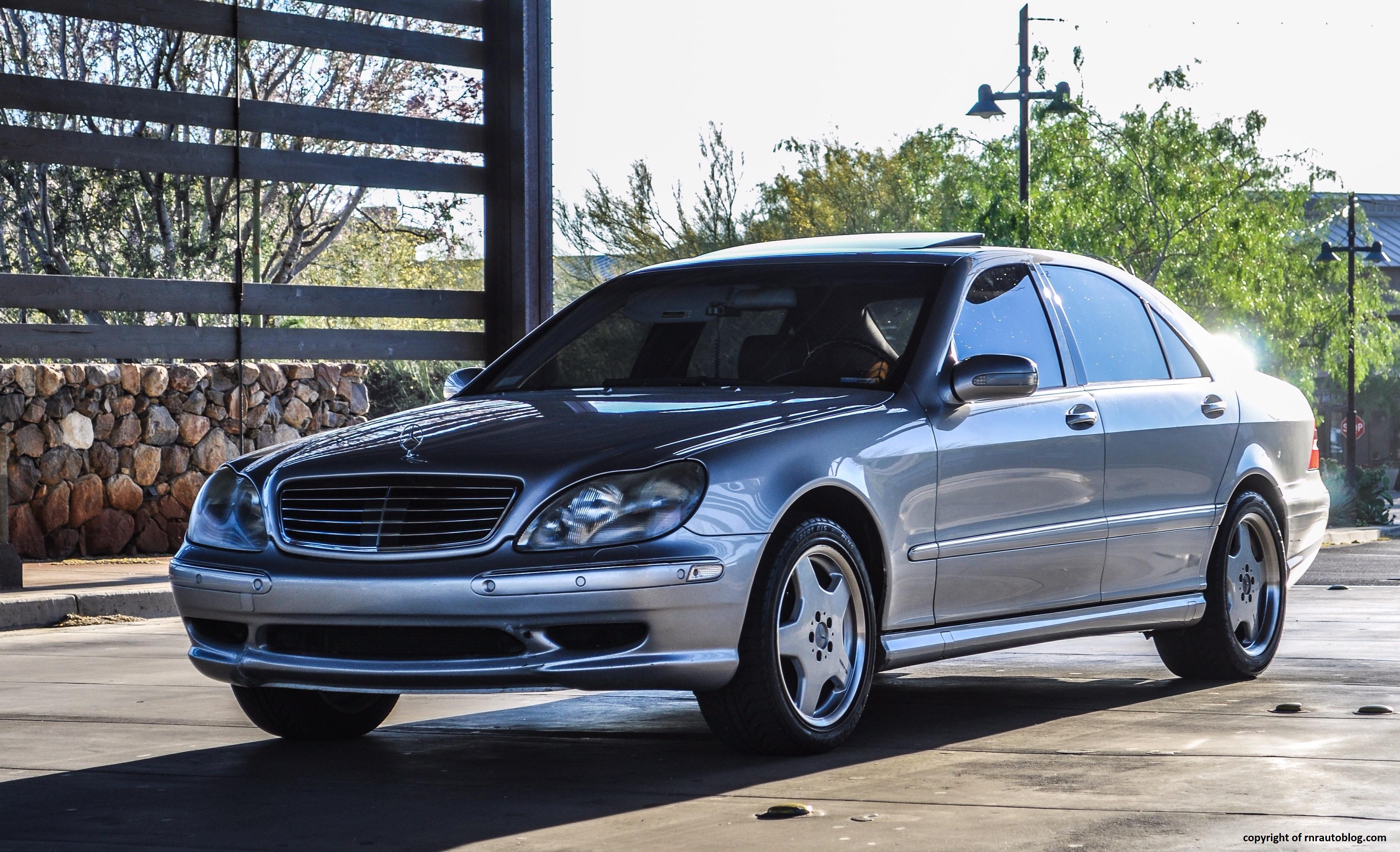 2001 mercedes benz s55 amg review rnr automotive blog s55 13 publicscrutiny Images