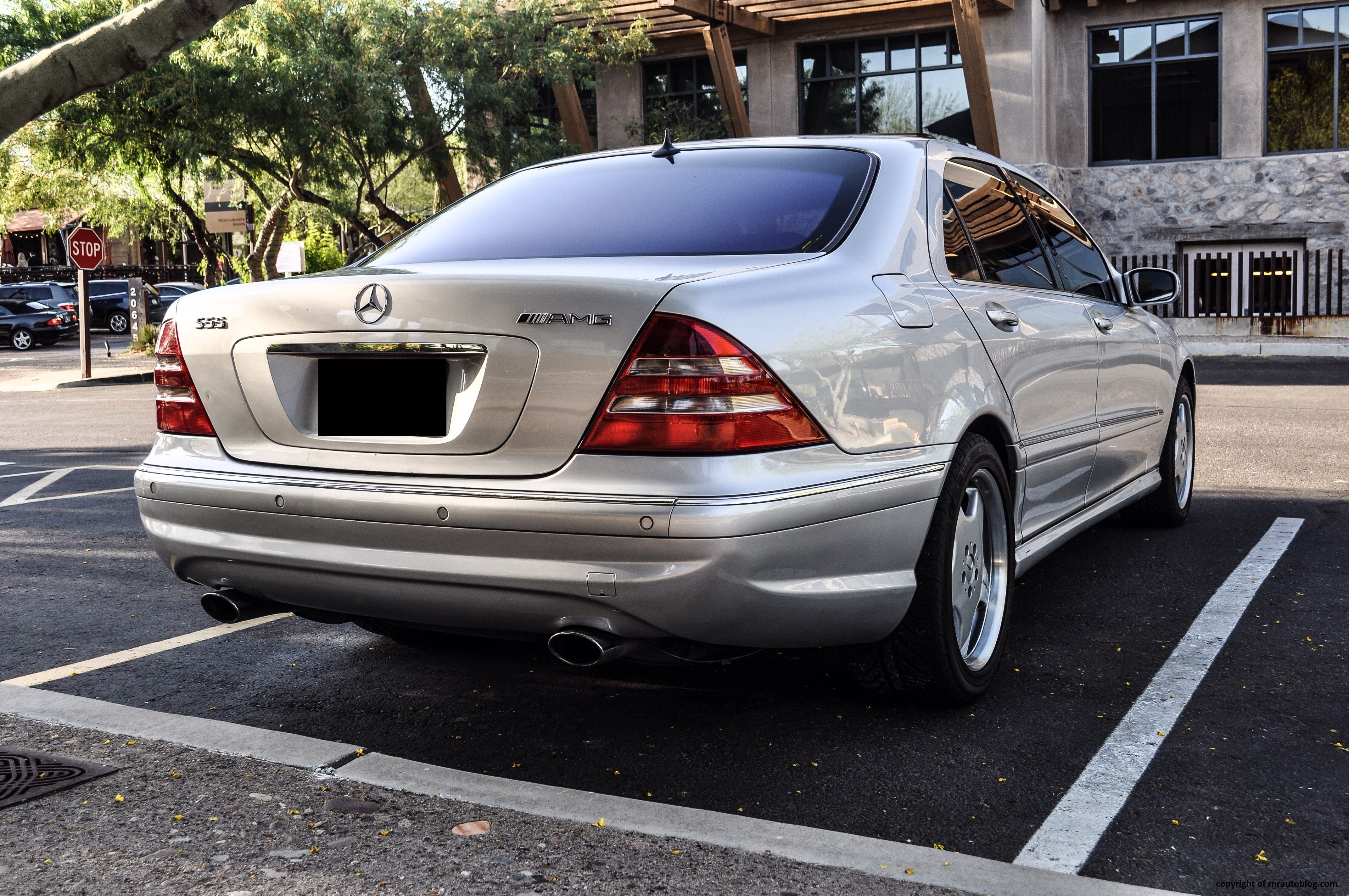 2001 mercedes benz s55 amg review rnr automotive blog for 2001 mercedes benz s55 amg