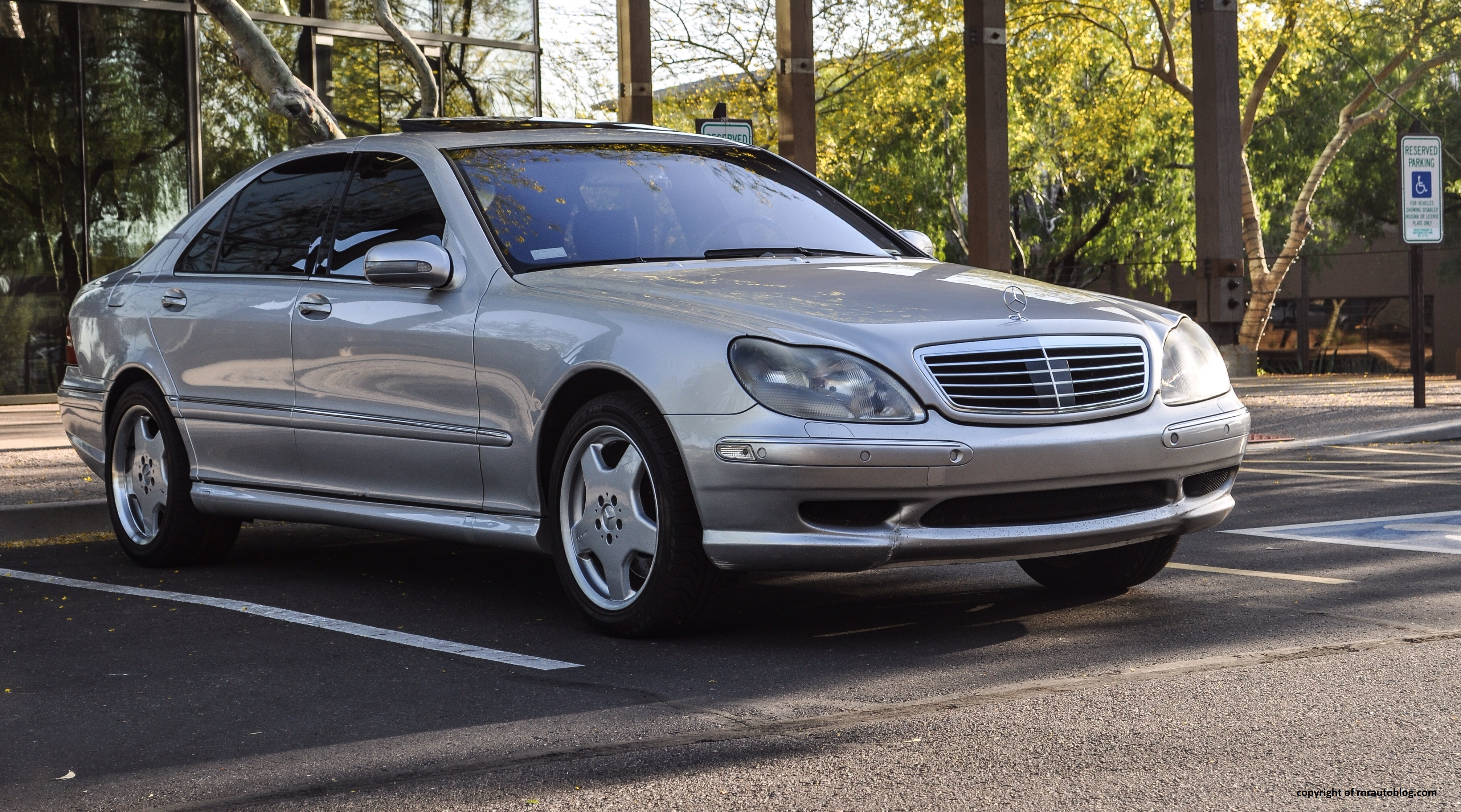 2001 mercedes benz s55 amg review rnr automotive blog s55 5 s55 3 publicscrutiny Images