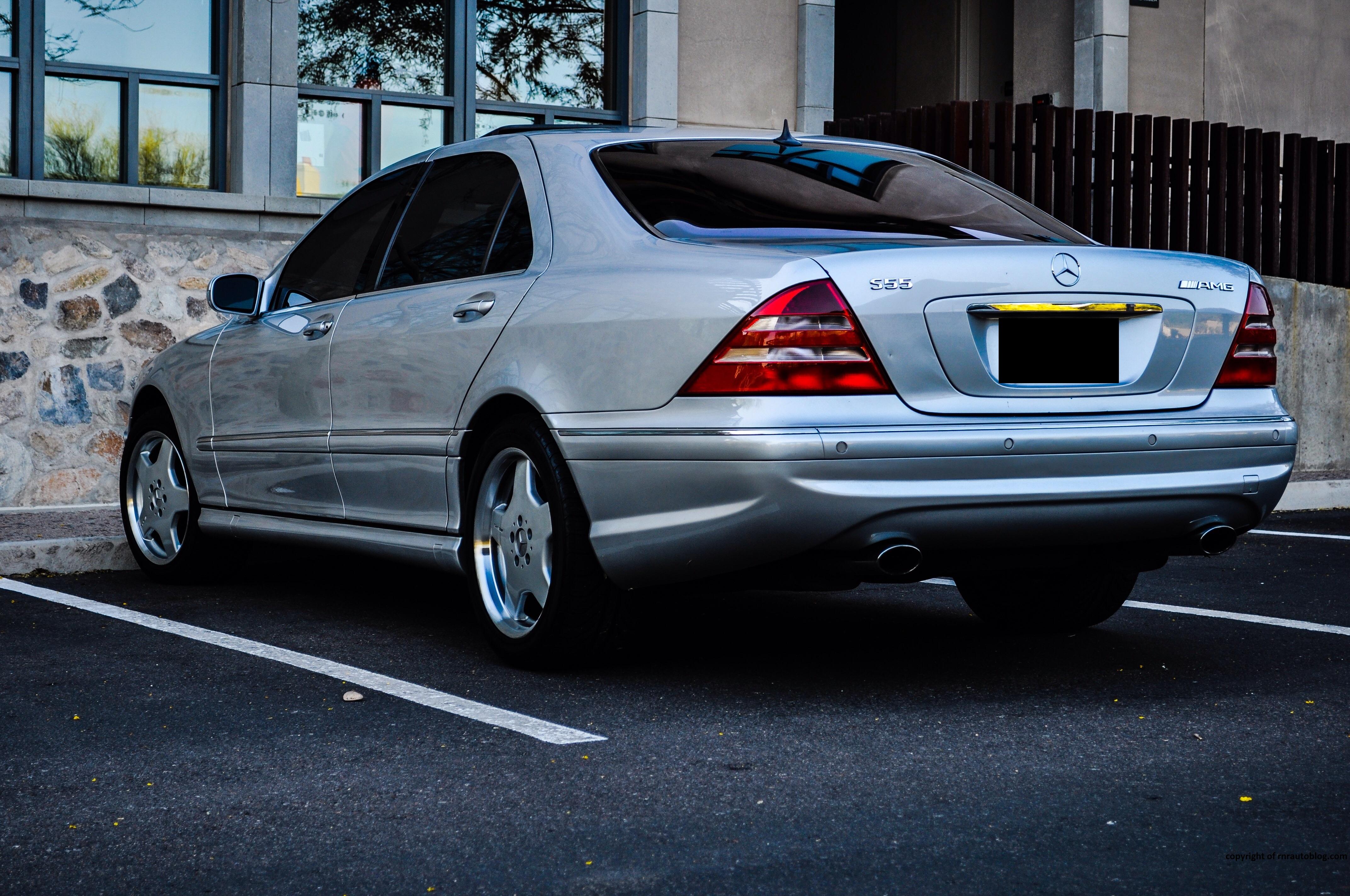 2001 mercedes benz s55 amg review rnr automotive blog s55 6 publicscrutiny Images