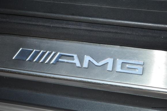 s55 AMG logo
