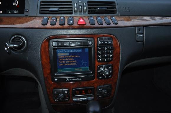 s55 controls