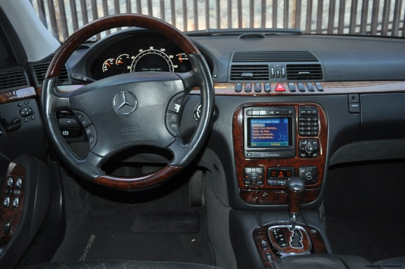 s55 interior
