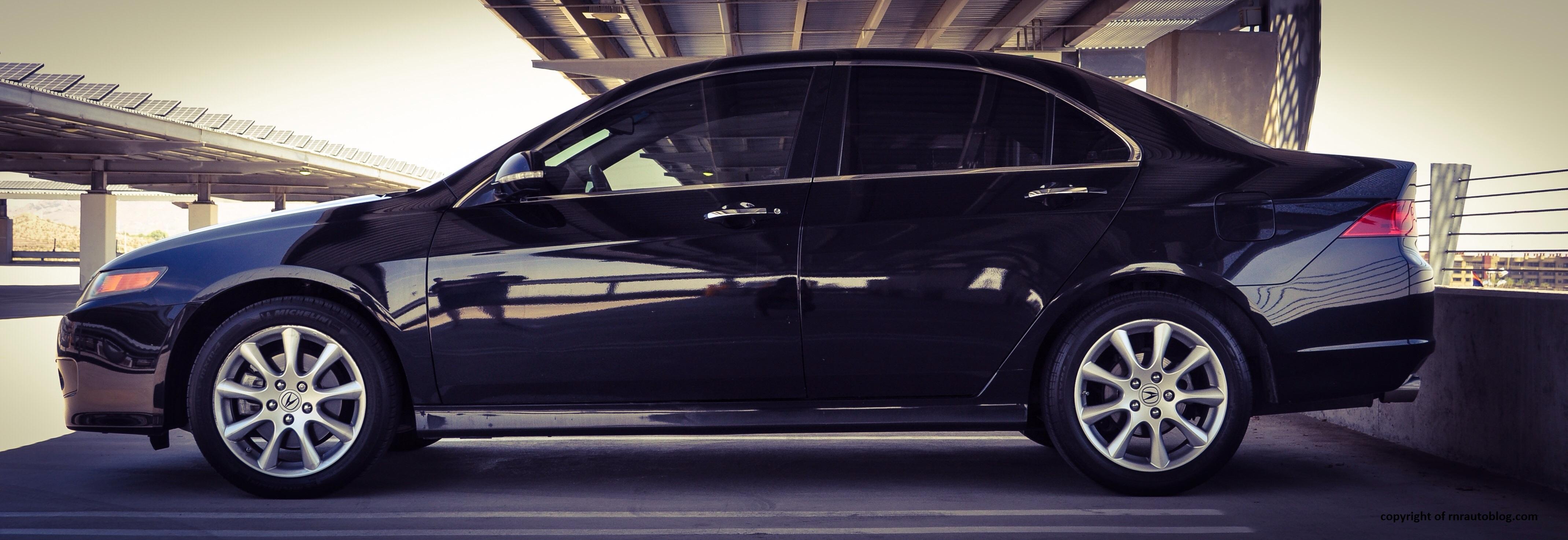 2008 Acura Tsx Review Rnr Automotive Blog