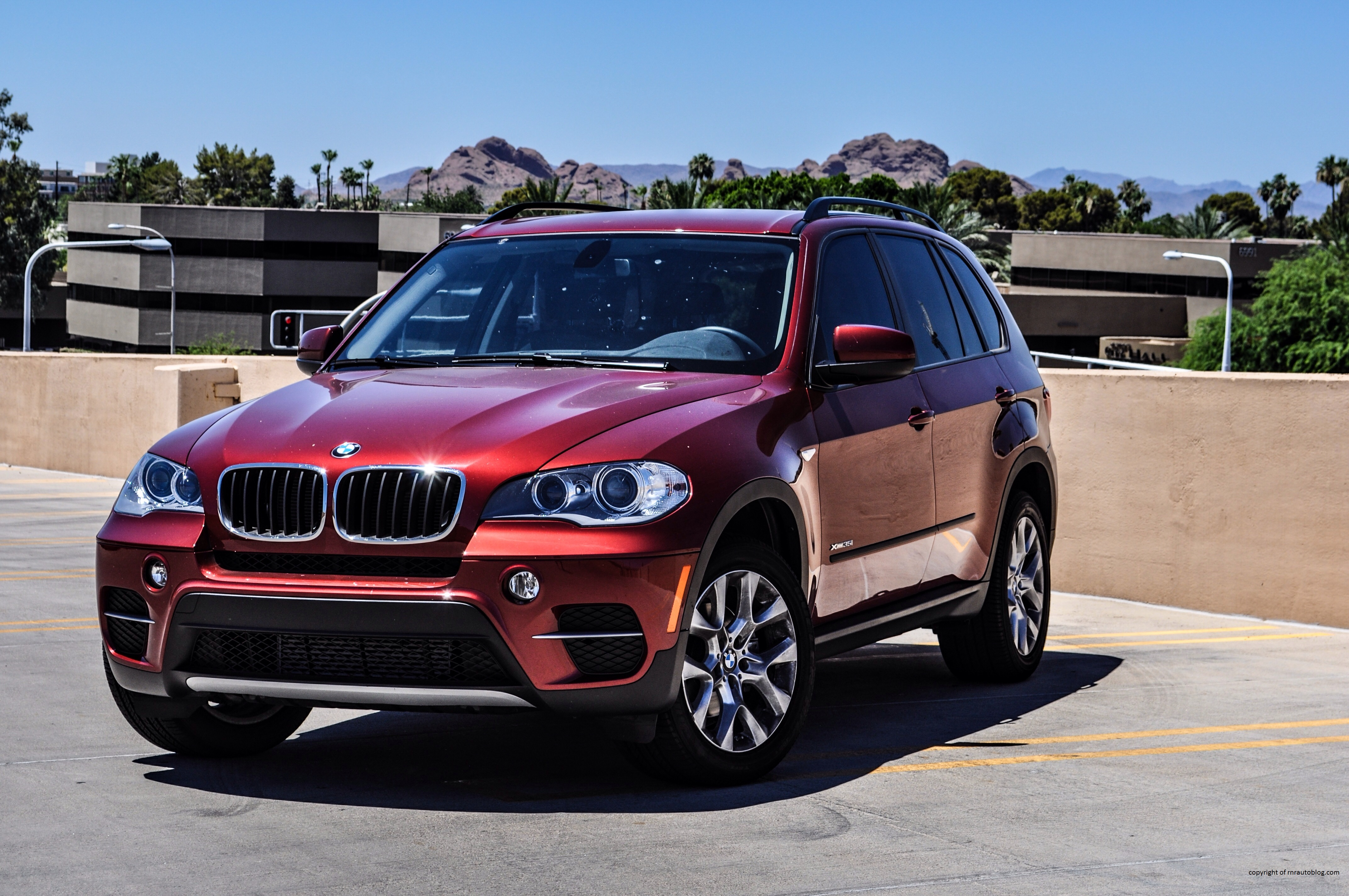 2013 Bmw X5 Xdrive35i Review Rnr Automotive Blog
