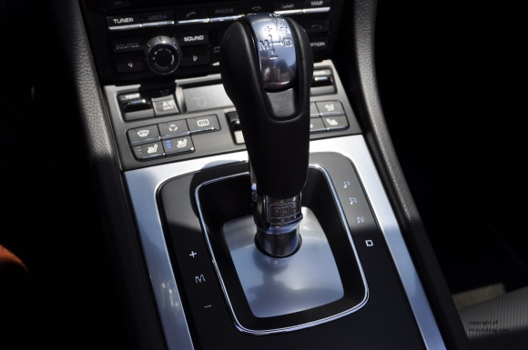 boxster gear shifter