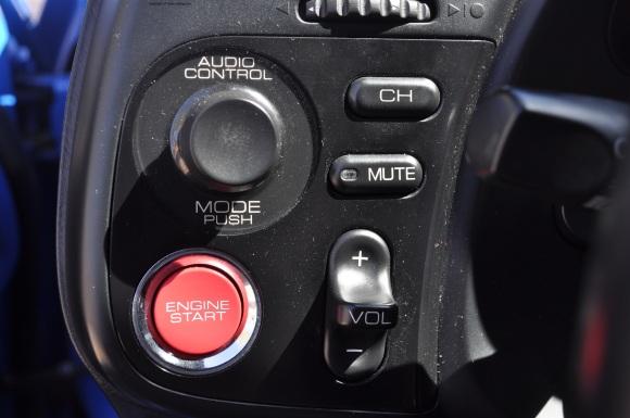 honda buttons