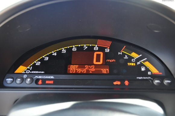 honda gauges
