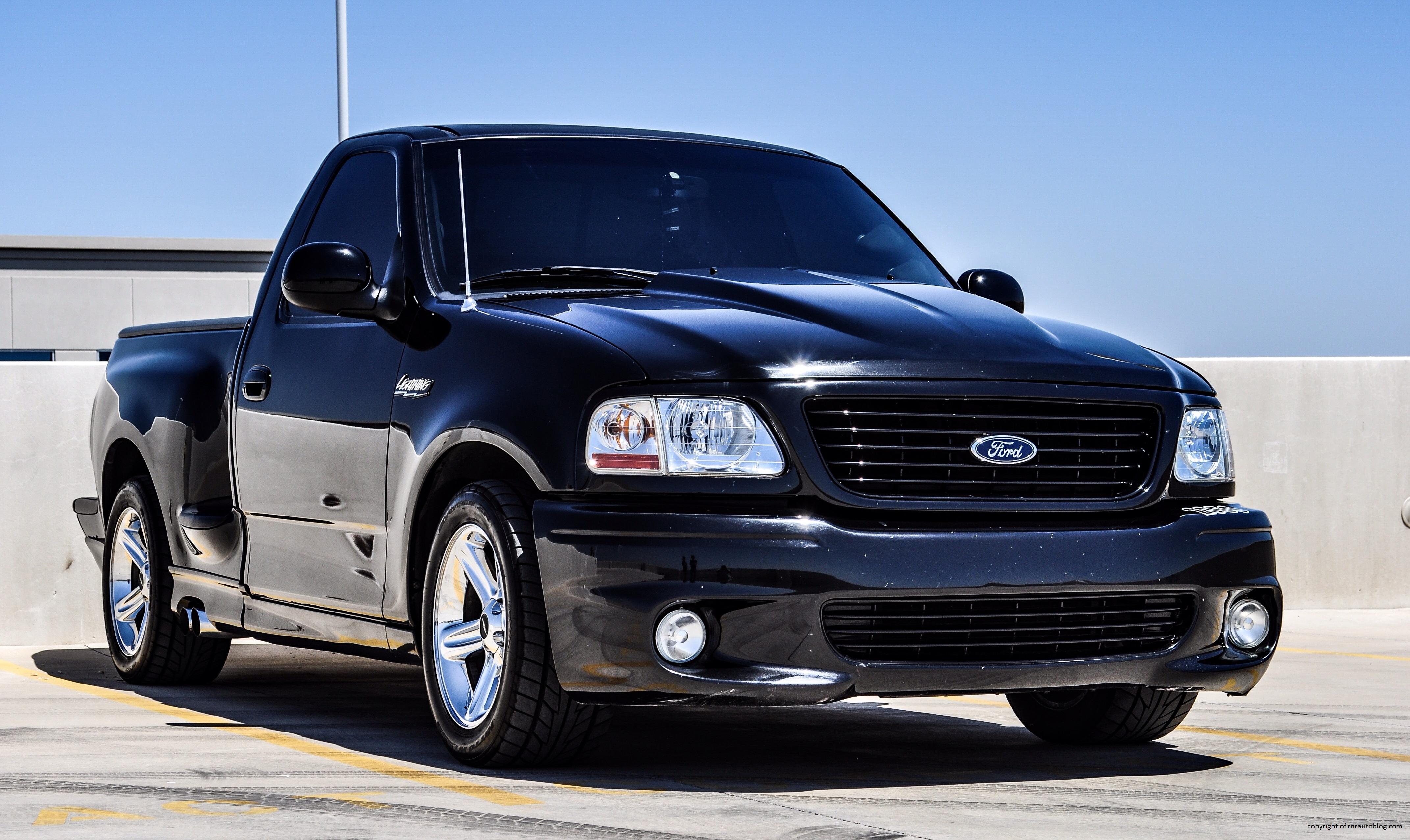 1999 ford f 150 svt lightning teaser rnr automotive blog. Black Bedroom Furniture Sets. Home Design Ideas