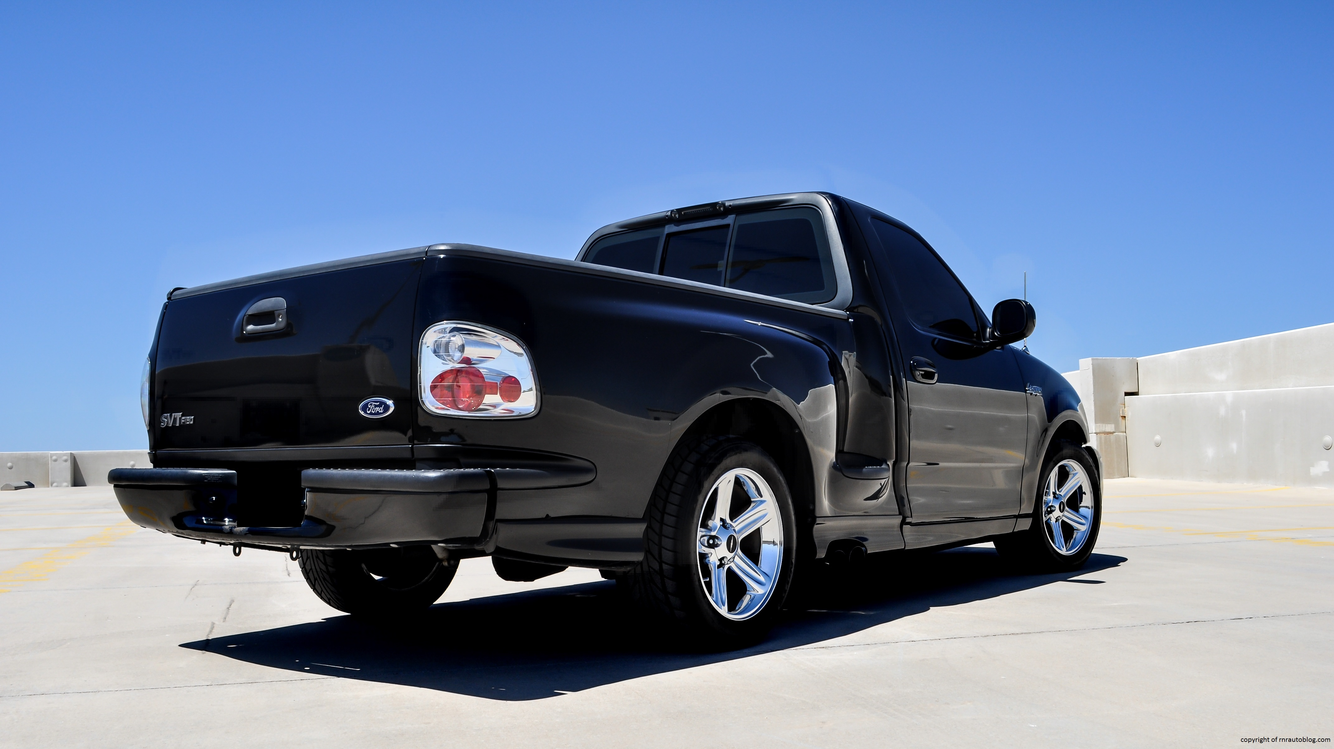 Worlds Fastest Pickup Truck World's fastest production
