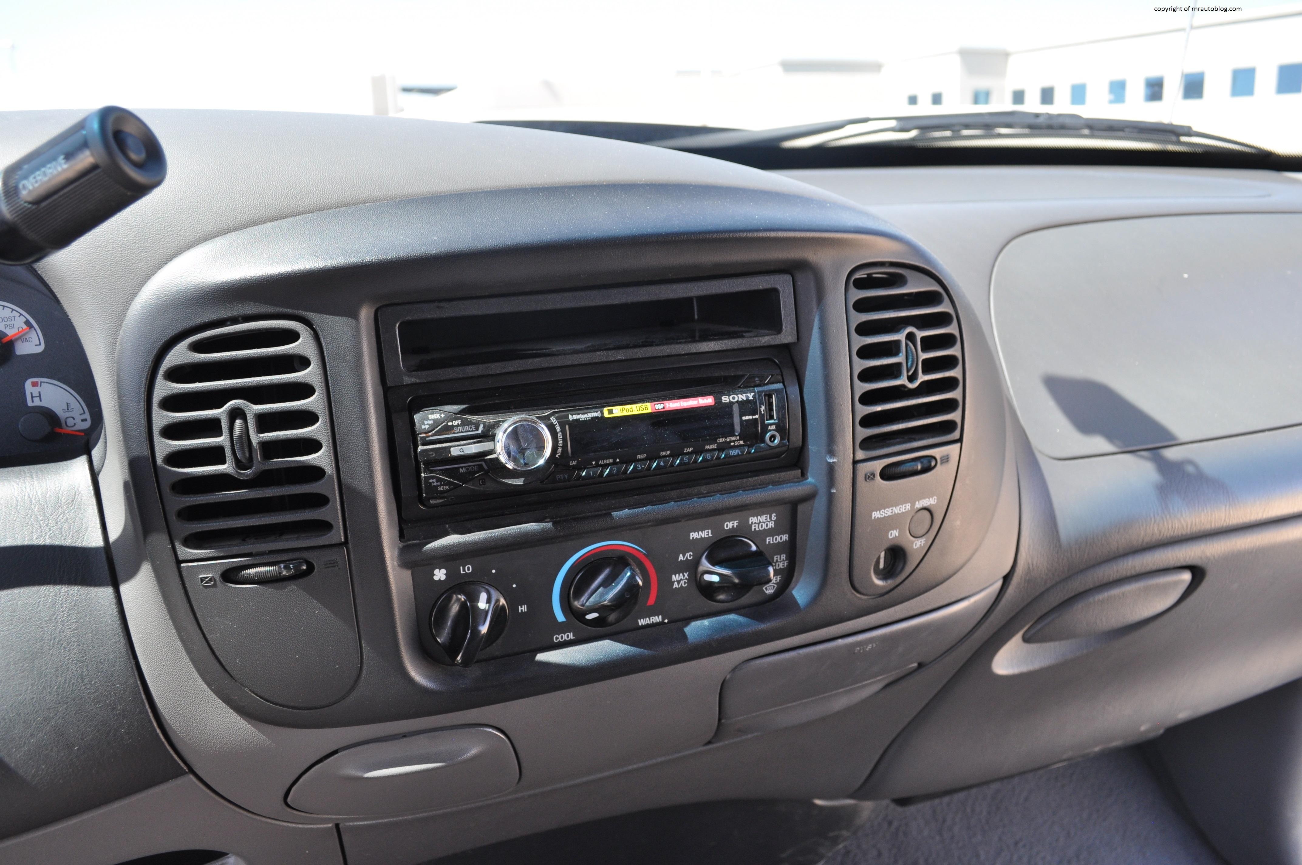 Svt Radio on 1994 Ford F 150 Colors