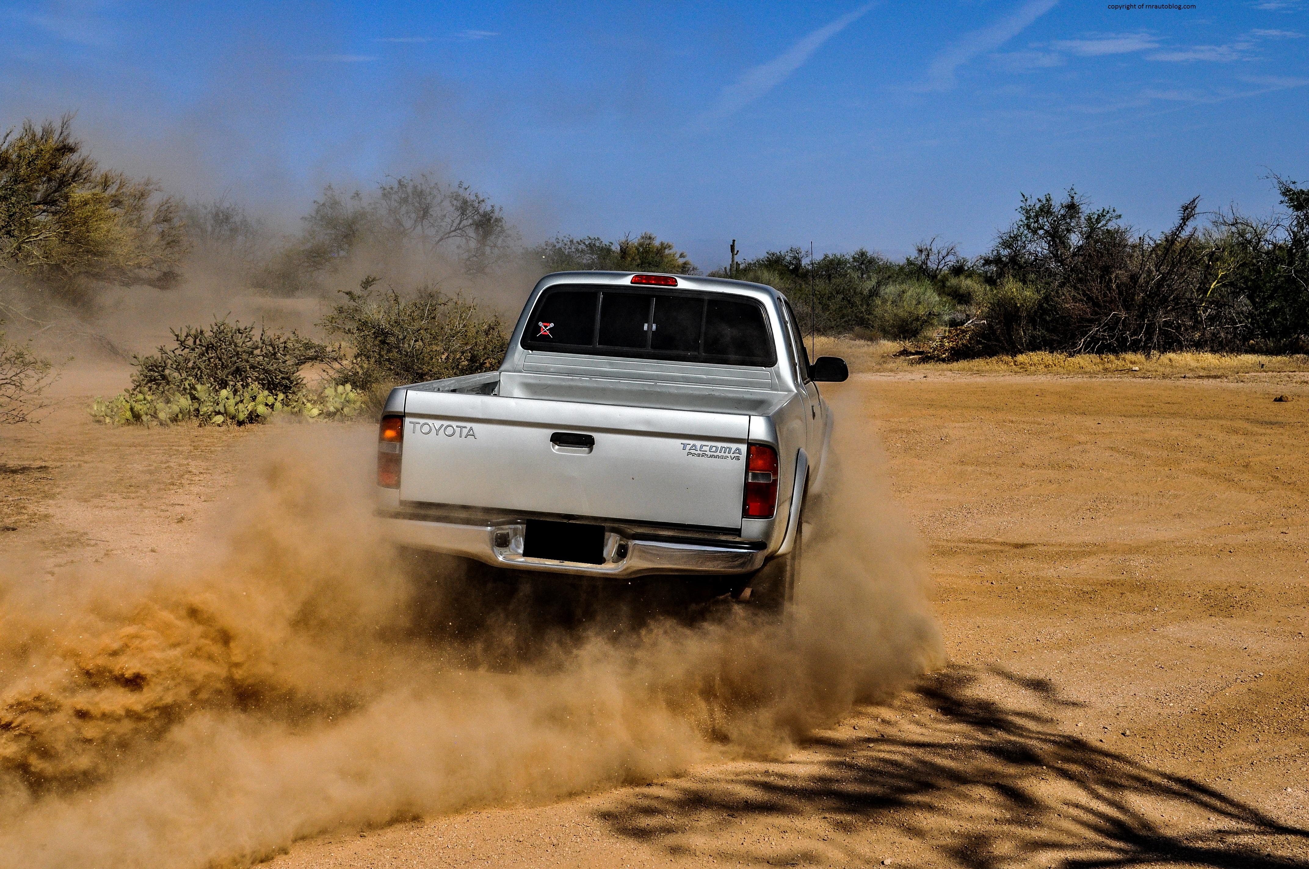 2002 Toyota Tacoma SR5 PreRunner V6 Review | RNR Automotive Blog