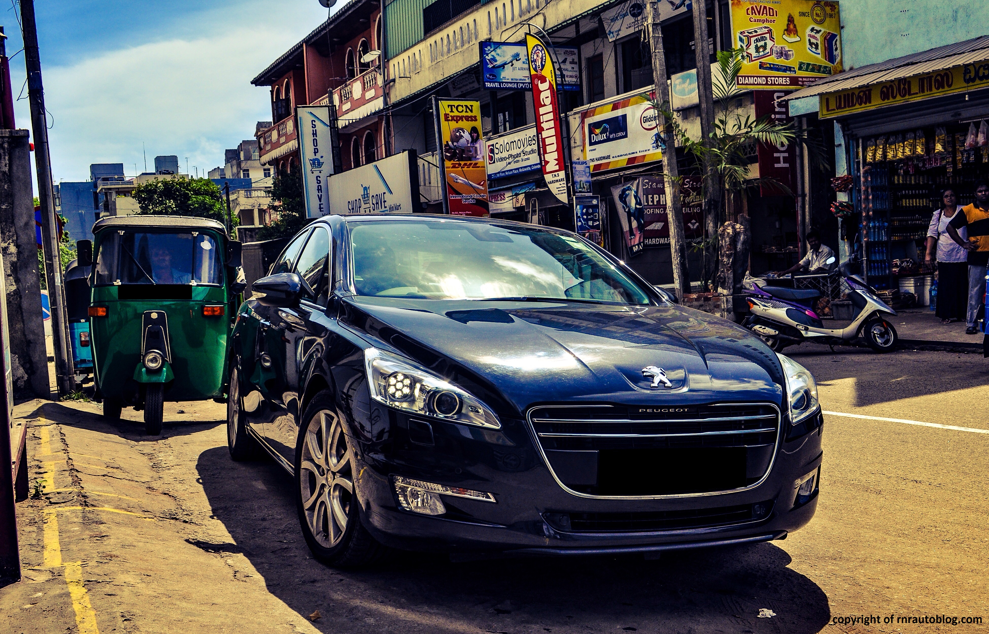 2013 Peugeot 508 Premium Teaser | RNR Automotive Blog
