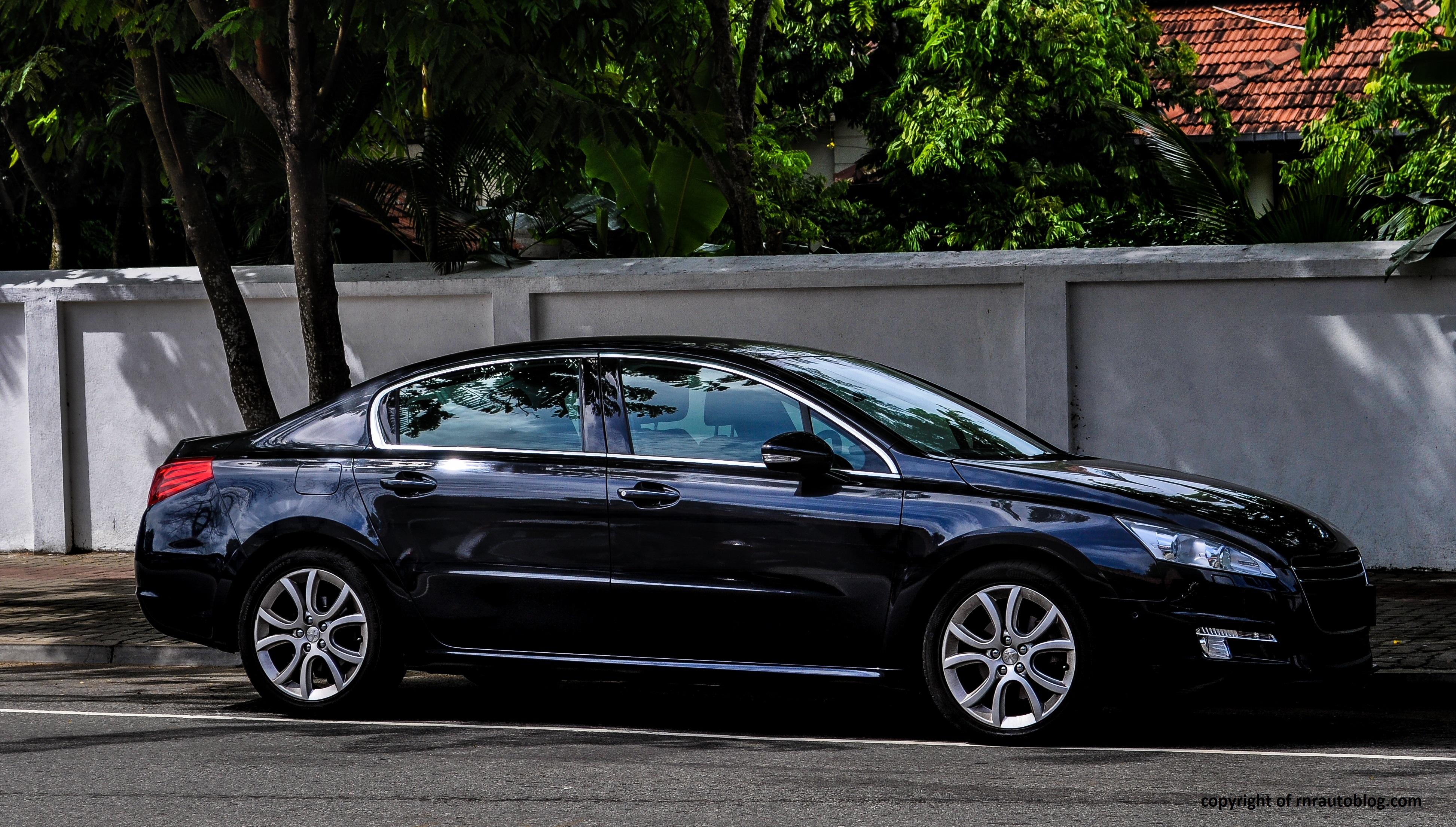 2013 peugeot 508 premium review rnr automotive blog