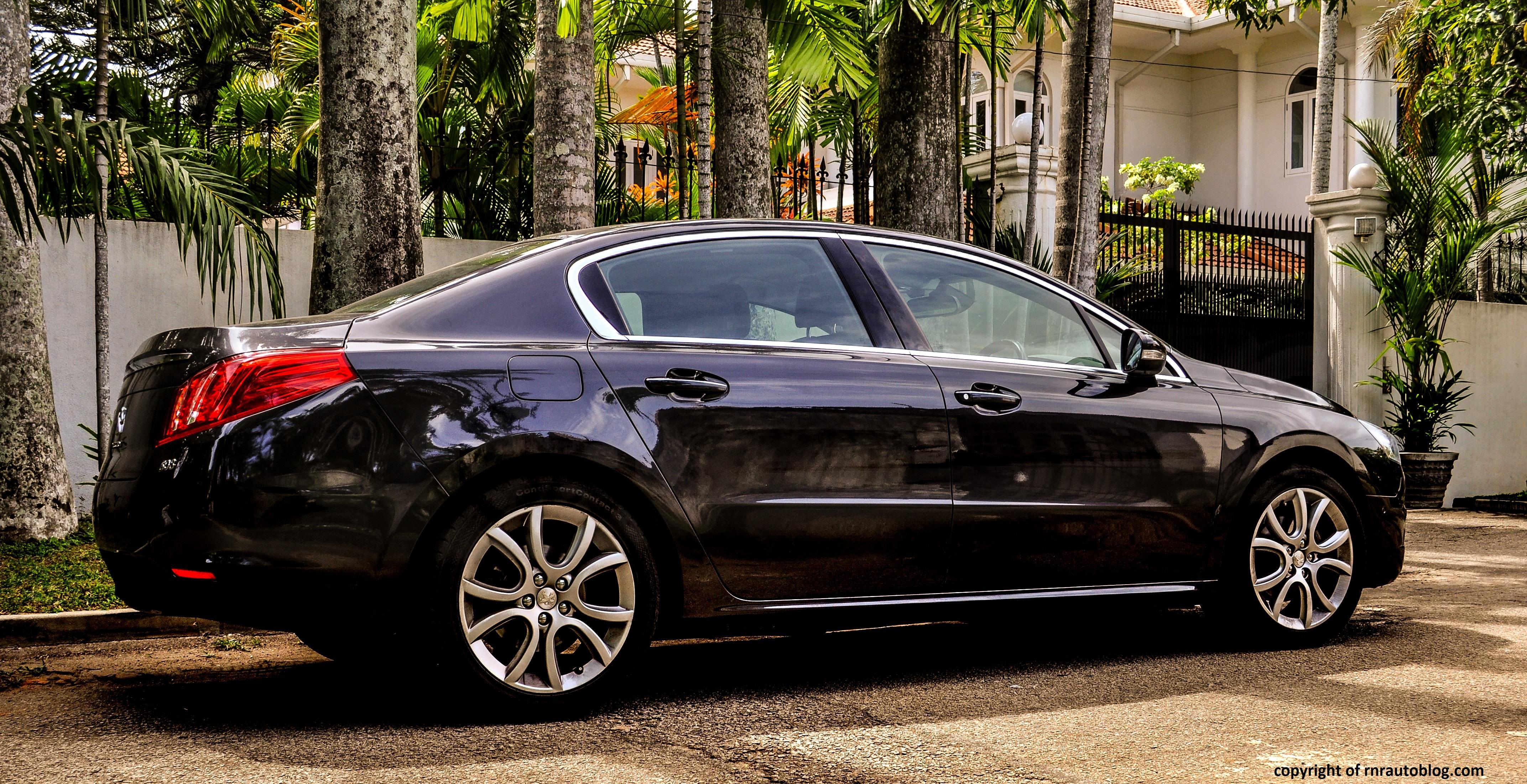 2013 Peugeot 508 Premium Review | RNR Automotive Blog