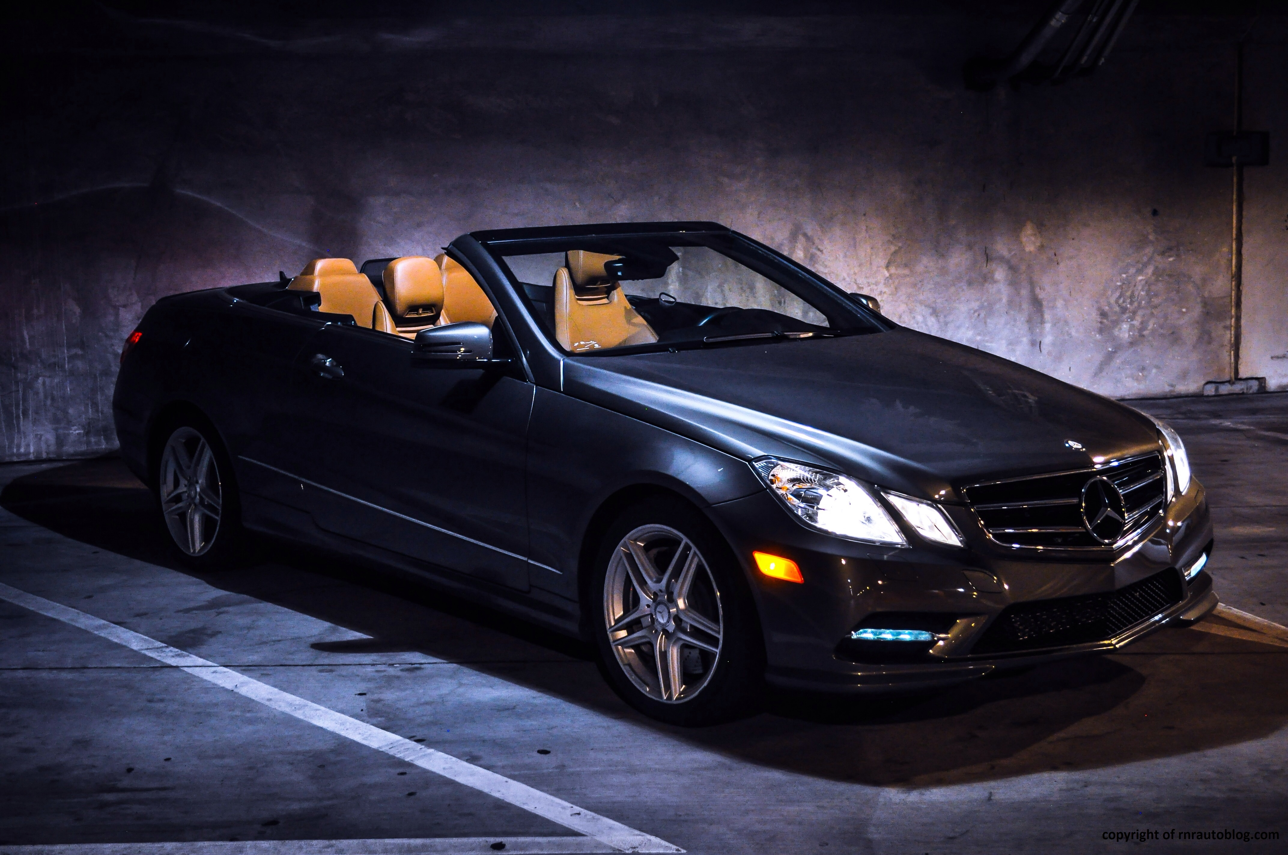 mercedes cabriolet is driven s getty and near national photos great park knoxville mercedesbenz ag mountains pictures ags images picture stock smoky in daimler benz