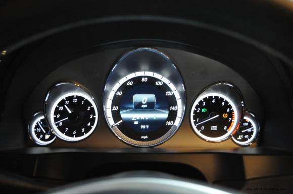 e550 gauges