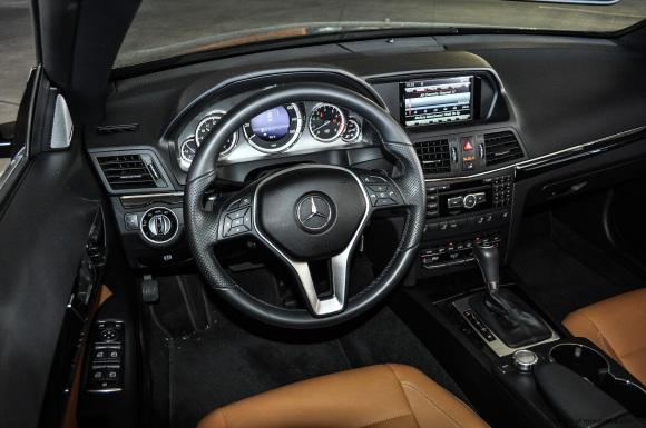 e550 interior