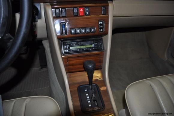 mercedes controls