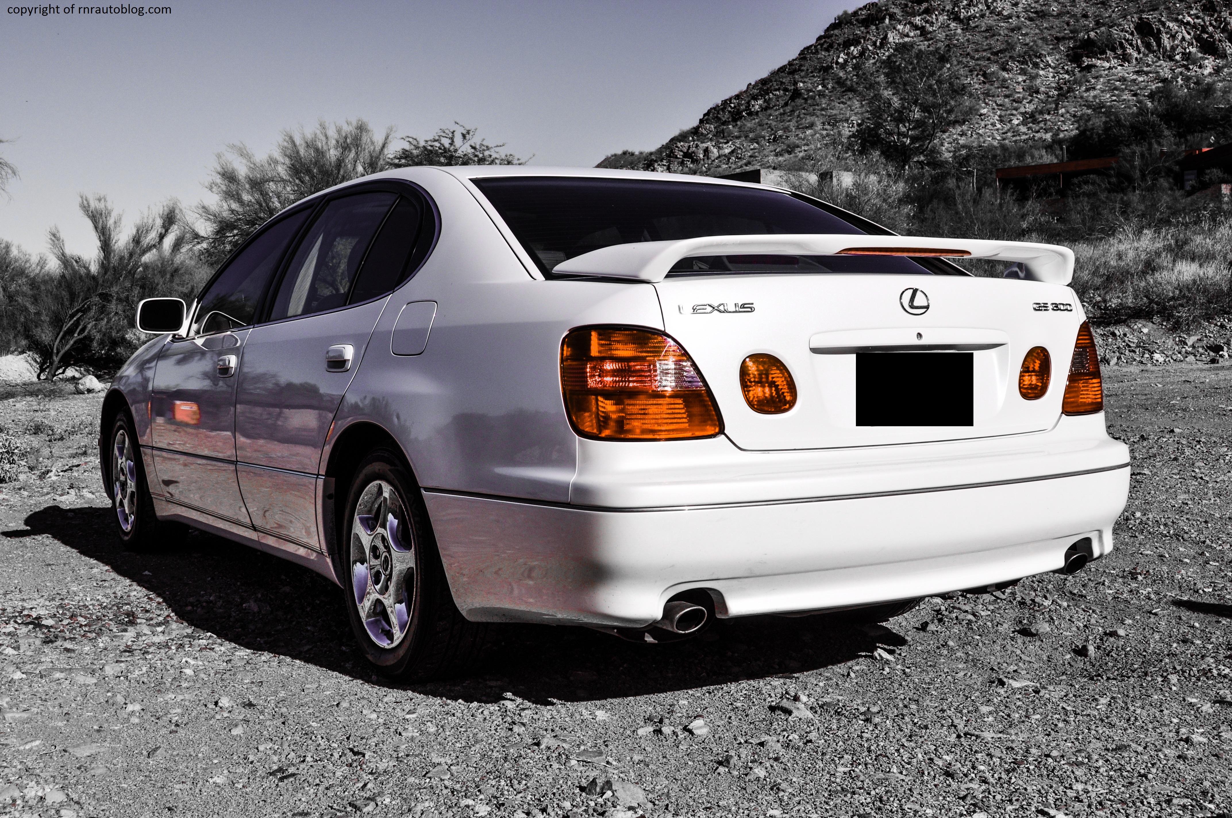 2000 Lexus Gs300 Review Rnr Automotive Blog