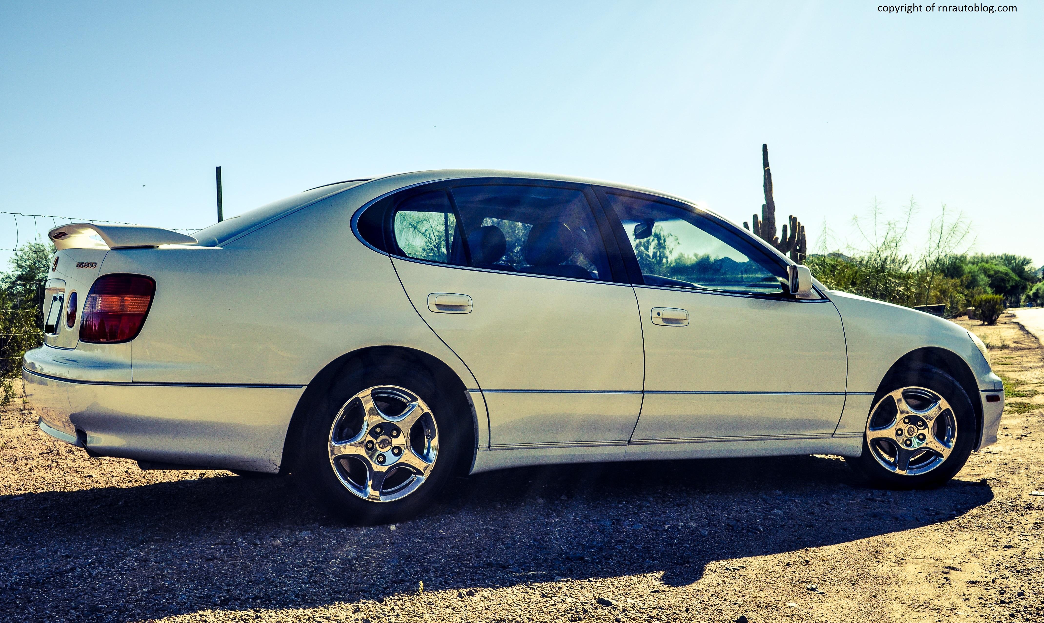 2000 lexus gs300 review | rnr automotive blog