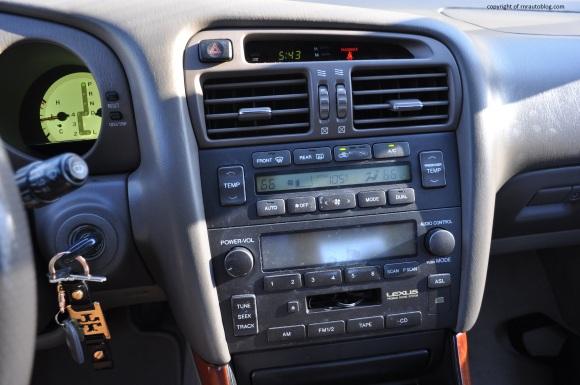 gs300 controls