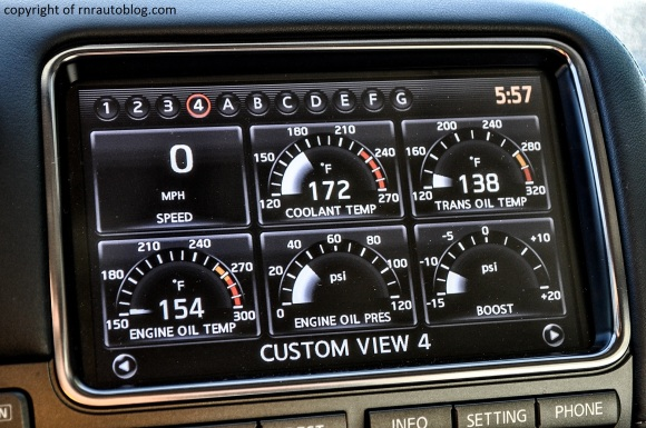gtr custom view