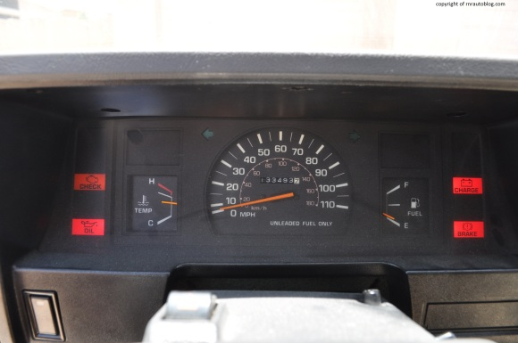 toyota gauges