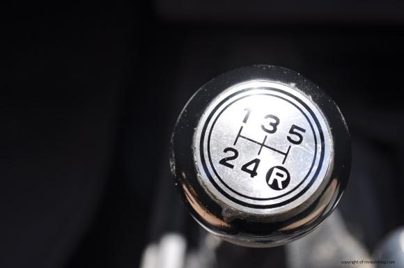 toyota gearshift