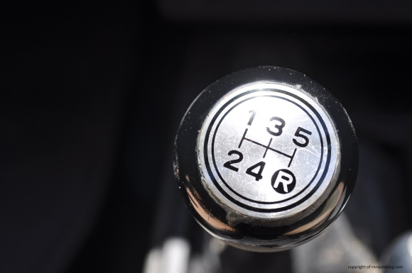 toyota gearshift