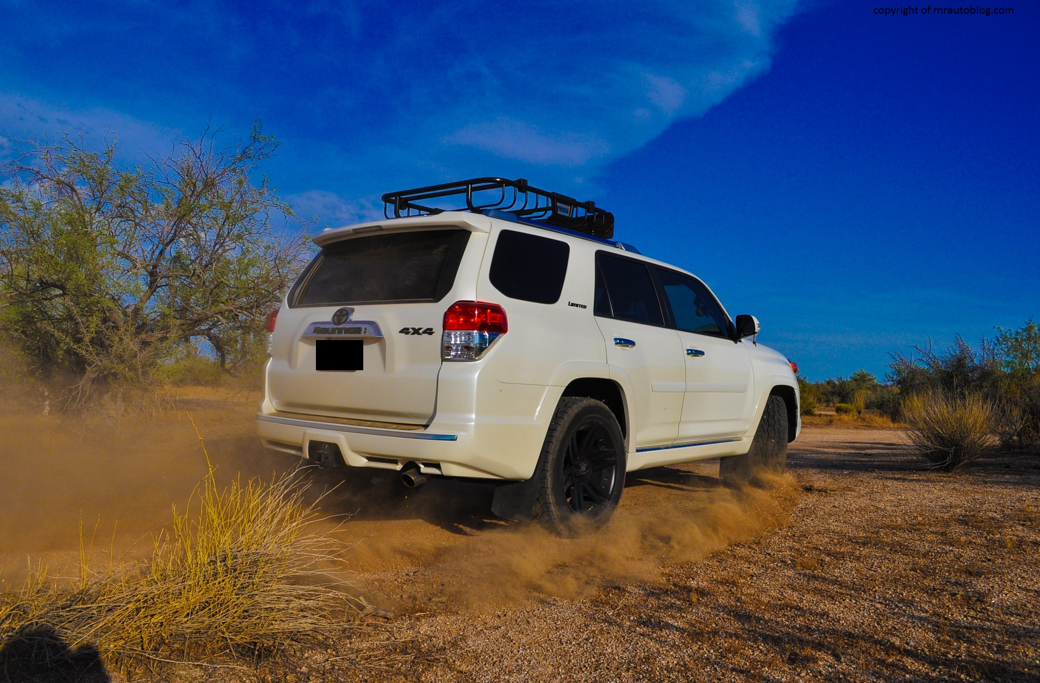 Best Off Road Tires >> 2011 Toyota 4Runner Limited Review | RNR Automotive Blog