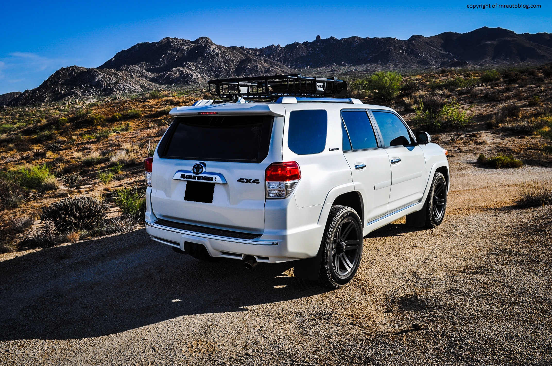 2011 Toyota 4runner Limited Review Rnr Automotive Blog