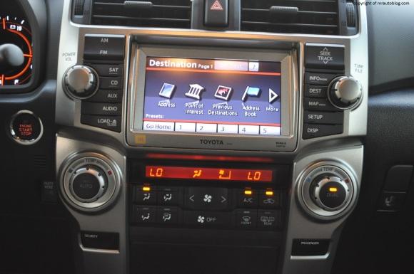 4runner controls