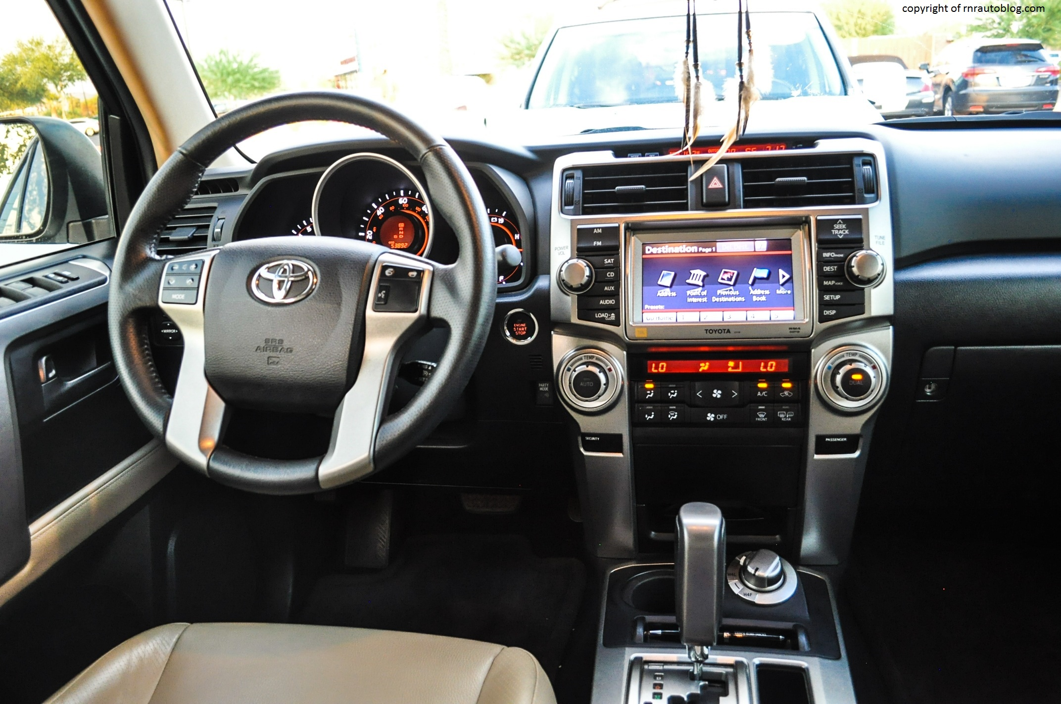 toyota 4 runner 2015 interior photos autos post. Black Bedroom Furniture Sets. Home Design Ideas